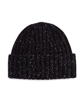 The Men's Store at Bloomingdale's - Speckled-Knit Cuffed Hat - 100% Exclusive