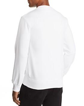 Helmut Lang - Corner Dark Crewneck Sweatshirt