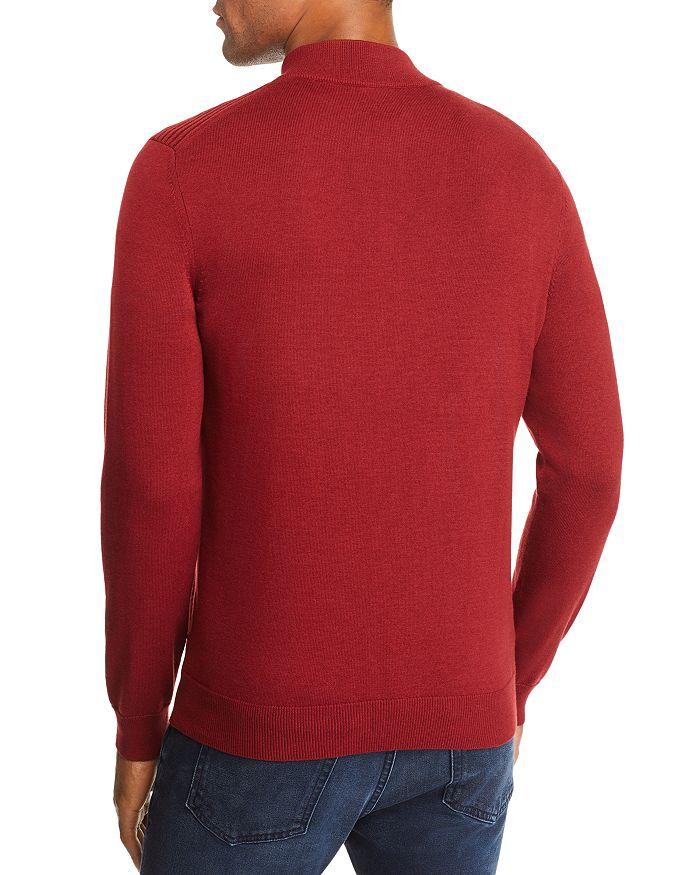 6afa5520d BOSS Hugo Boss BOSS Esilvio Quarter Zip Pullover - 100% Exclusive ...