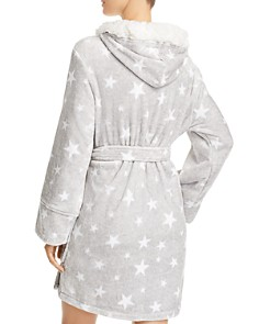 PJ Salvage - Cozy Stars Plush Fuzzy Robe