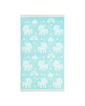 Caro Home - Unicorn Kids Towel - 100% Exclusive
