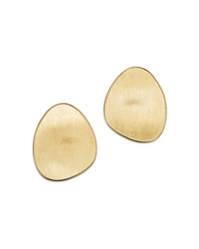 Marco Bicego - 18K Yellow Gold Lunaria Large Stud Earrings