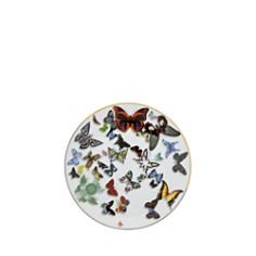 Vista Alegre - Butterfly Parade by Christian Lacroix Dessert Plate