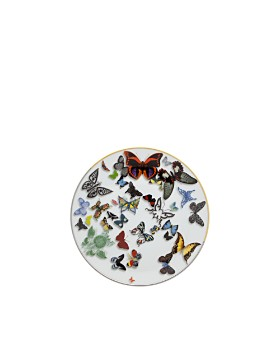 Vista Alegre - Butterfly Parade by Christian Lacroix Dessert Plate