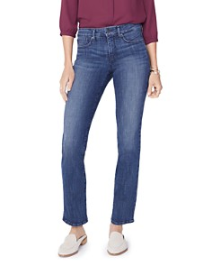 NYDJ - Marilyn Straight-Leg Jeans in Lupine