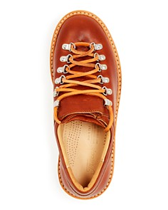 Fracap - Men's Leather Low-Top Boots
