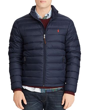 b1a7ffdf Polo Ralph Lauren Packable Down Puffer Jacket | Bloomingdale's