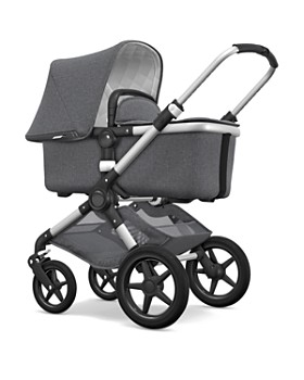 Bugaboo - Fox Classic Complete Stroller with Aluminimum Chasis