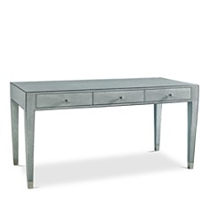 Lillian August - Claude Shagreen Table Desk