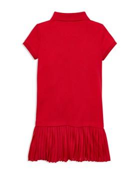 Ralph Lauren - Girls' Pleated Polo Dress - Little Kid