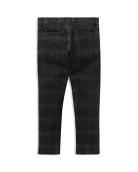 Ralph Lauren - Boys' Tartan Sullivan Slim-Fit Jeans - Little Kid