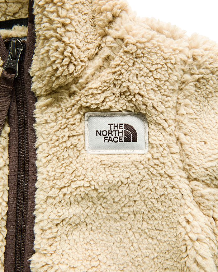 c0f30fe9b836 The North Face® Unisex Campshire Hooded Sherpa Fleece Jacket - Baby ...