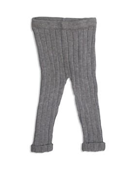 Tun Tun - Girls' Ribbed Knit Leggings - Baby