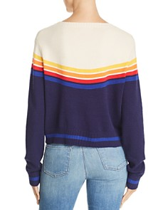 Honey Punch - Color-Block Sweater