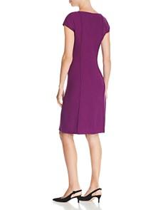 St. John - Ana Bouclé Knit Dress