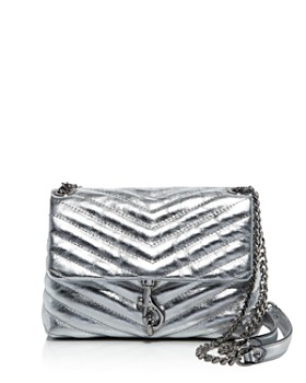 Rebecca Minkoff - Edie Quilted Leather Crossbody