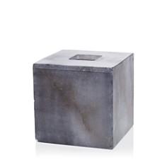 Kassatex - Dyed Alabaster Tissue Box