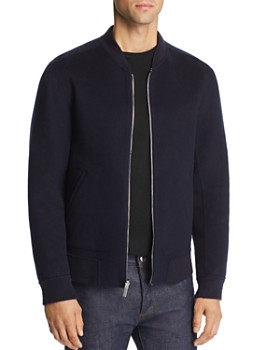 09047284367b3 Theory - Jorge Tokyo Double-Faced Felted Cashmere Bomber Jacket ...
