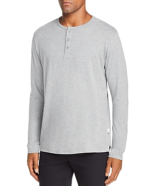 Onia Miles Long-Sleeve Henley