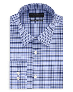 The Men's Store at Bloomingdale's - Checked Regular Fit Dress Shirt - 100% Exclusive