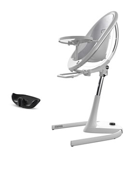 Mima - Moon 2G High Chair - White Base
