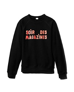 Clare V. - Soir Des Magazines Sweatshirt