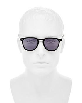 GARRETT LEIGHT - Men's Brooks Mirrored Square Sunglasses, 47mm - 100% Exclusive