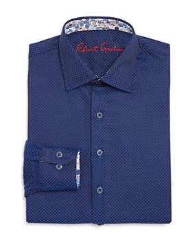 Robert Graham - Boys' Willowhill Shirt - Big Kid