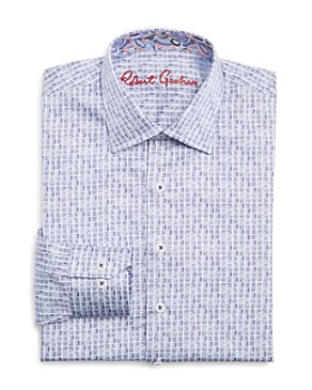Robert Graham - Boys' Gail Printed Shirt - Big Kid