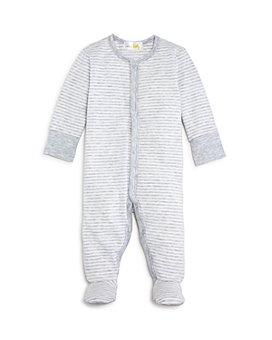 Bloomie's - Unisex Striped Footie - Baby