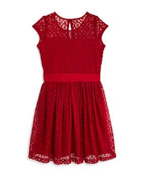 BCBGirls - Girls' Allover Dress - Big Kid