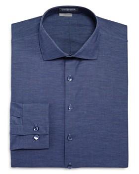 Vardama - Dover Textured Regular Fit Dress Shirt