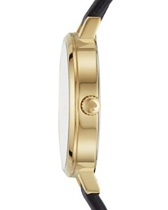 kate spade new york - Metro Mother-of-Pearl Floral Watch, 34mm