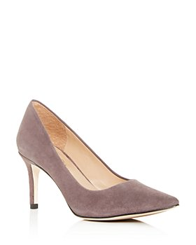 Joan Oloff - Women's Deborah Pointed-Toe Pumps