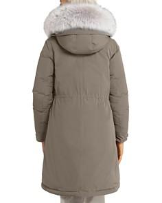 WOOLRICH JOHN RICH & BROS - Keystone Fur Trim Down Parka - 100% Exclusive