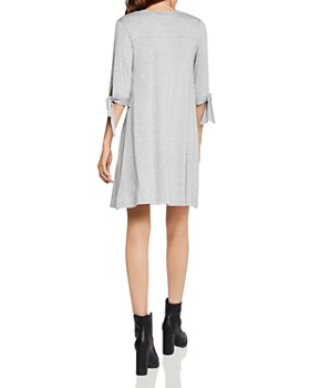 BCBGeneration - Tie-Cuff Swing Dress