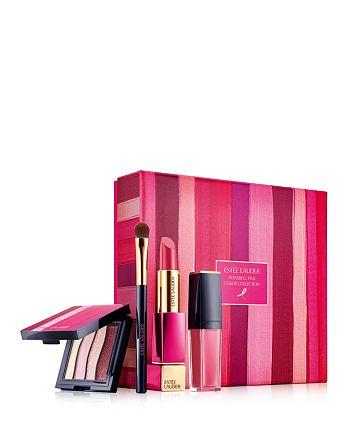 Estée Lauder - Powerful Pink Color Collection