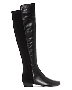 VINCE CAMUTO - Women's Karita Leather Over-The-Knee Boots