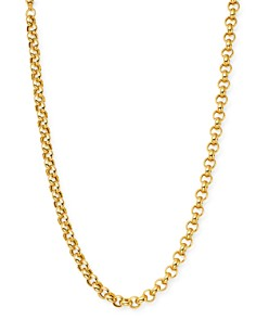 "Bloomingdale's - Chain Link Necklace in 14K Yellow Gold, 18"" - 100% Exclusive"