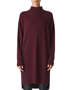 Whistles Cashmere Sweater Dress