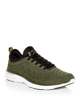 APL Athletic Propulsion Labs - Men's Techloom Phantom Knit Lace Up Sneakers