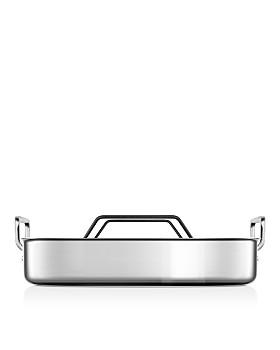 Le Creuset - Small Roasting Pan w/ Nonstick Rack