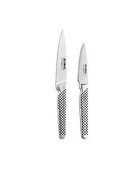 Global - Classic 2-Piece Utility Knife Set