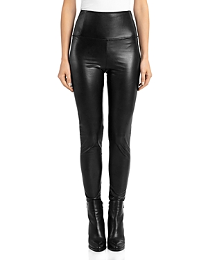 Bagatelle.nyc BAGATELLE. NYC FAUX LEATHER LEGGINGS