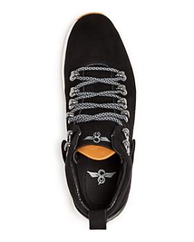 Creative Recreation - Men's Belmont Suede Mid-Top Sneakers