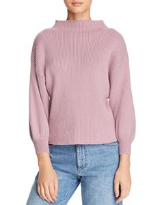c72bf78fc4e ASTR the Label Puff-Sleeve Sweater