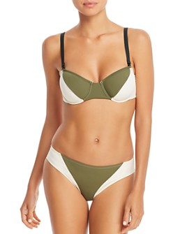 Flagpole - Electra Bikini Top & Celine Bikini Bottom