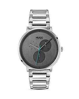 HUGO - #GUIDE Link Bracelet Watch, 40mm