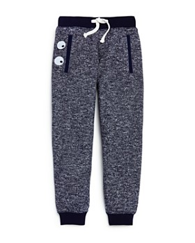 Mini Series - Boys' Terry Monster Jogger Pants, Little Kid - 100% Exclusive Product Description