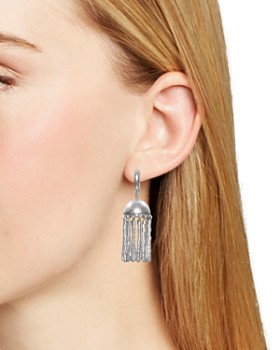 Tory Burch - Beaded Tassle Earrings